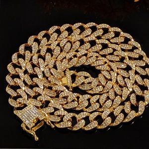"""Other - 🔱22"""" Gold Plated🔱13mm Miami Cuban Chain"""